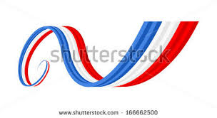 white blue ribbon abstract blue white waving ribbon stock photo photo vector
