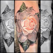 best 25 pink rose tattoos ideas on pinterest rose tattoos