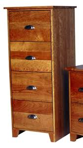 4 drawer vertical file cabinet wood 4 drawer vertical filing cabinet made with natural cherry wood with