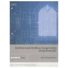 architectural drafting assignments using autocad w81049