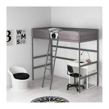 Ikea Loft Bed Review Ikea Tuffing Loft Bed Frame Dark Grey Lazada Malaysia