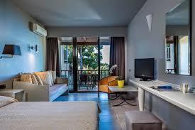 accommodation at corfu beach resort hotel aeolos