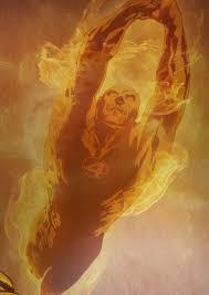 130 fantastic 4 human torch images human