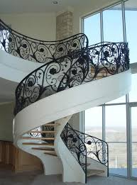 Refinish Banister Iron Stair Banister Decor References