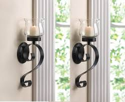 Candle Holder Wall Sconces Candle Sconce Wall Design Best Candle Sconces Design Ideas Iron