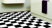 pvc boden badezimmer bodenbelag bad livingfloor