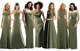 can bridesmaids and groomsmen wear different colors high cut