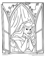 Disney Princesses Coloring Page Woo Jr Kids Activities Princess Stencil Free Coloring Sheets