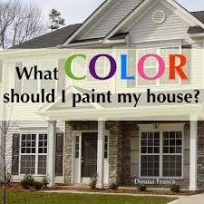 what color should i paint my house a color specialist in charlotte