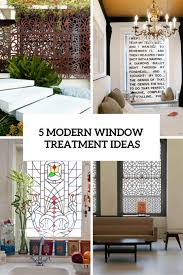 Picture Window Curtain Ideas Ideas 5 Modern Window Treatment Ideas For Privacy And Style Digsdigs