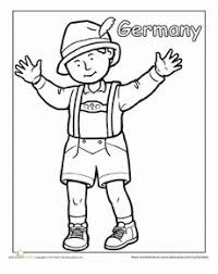 coloring pages types clothing coloring