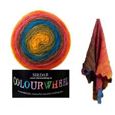 sirdar colour wheel dk knitting yarn wool and knitting patterns