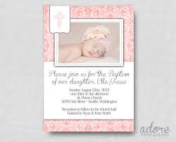 Designs For Invitation Cards Free Download Baptism Invitation Invitation Card For Christening Free Download