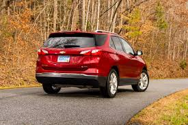 first drive 2018 chevrolet equinox