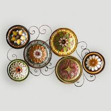 decor wall plates plate wall decoration for a dining room