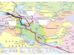 Mumbai Map Mumbai U2013 Mediterranean Rail And Sea Corridor Agreed Railway Gazette