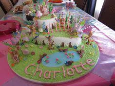 fairy garden sheet cake a little more realistic for a novice
