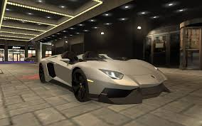Lamborghini Aventador J Black - gta gaming archive
