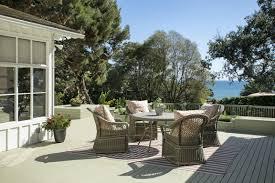 santa barbara beach on the cover of vogue montecito real estate