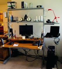 Custom Desk Plans Articles With Custom Built Pc Gaming Desk Tag Trendy Custom Built