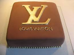 my tv moments my first louis vuitton bag fondant cake by the