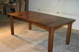 dining room picnic table handmade dining room table aytsaid com amazing home ideas
