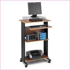 Small Laptop And Printer Desk Furniture Laptop Computer Workstation Laptop Desk With Printer