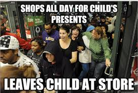 Black Friday Meme - 11 memes that perfectly sum up black friday gradeslam