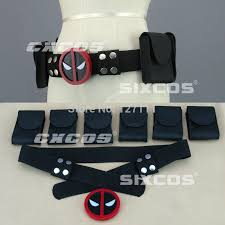 Deadpool Halloween Costume Kid Costume Tribal Picture Detailed Picture Men Costume