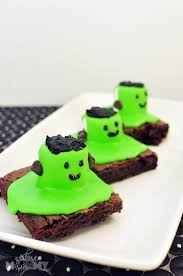 frankenstein brownies recipe six time mommy and counting u2026