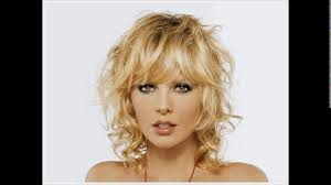 haircuts for thinning curly hair short haircuts thin curly hair youtube