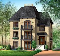 multi family house plans triplex fashionable triplex house plans for narrow lots 12 17 best ideas