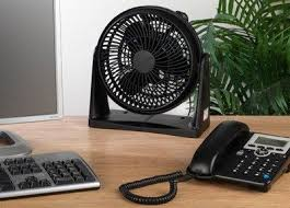 6 Inch Oscillating Desk Fan Pick From Top 10 Silent Desk Fans For Home Or Office