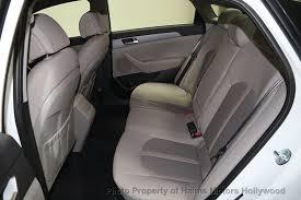 seat covers for hyundai sonata 2017 used hyundai sonata se 2 4l at haims motors serving fort