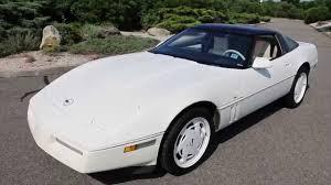 1988 corvette for sale 1988 corvette 35th anniversary for sale white only 43758