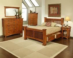 Mission Style Bedroom Furniture Heartland Manor Bed Zen Bedrooms