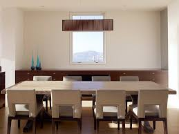 rustic buffet table dining room modern with open plan trestle