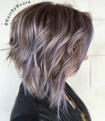 20 swoon worthy lilac hairstyles purple balayage lilac