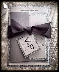 wedding invitations glitter glitter wedding invitations best photos wedding ideas