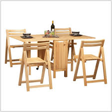 folding dining table and chairs ikea chair home furniture