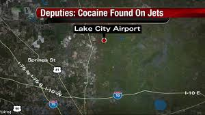 Jetblue Airports Map Kilos Of Cocaine Found On Jetblue Planes In Lake City