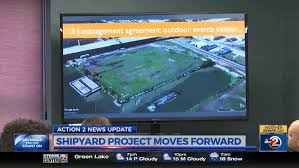 green plans plans for shipyard project in green bay move forward