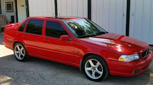 1998 volvo s70 t5 manual transmission for sale