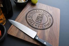 personalized engraved cutting board 29 designs that reinvent the cutting board