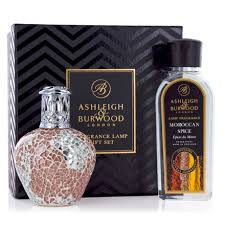 fragrance lamp gift sets by ashleigh u0026 burwood