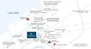 Cleveland Map Usa by Renaissance Cleveland Hotel Oh Booking Com