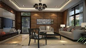 stylish living room wall colors and decoration of the walls in how