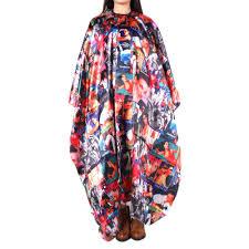 amazon com anself haircut apron hairdressing gown cape hair