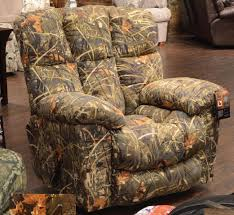 beautiful youth camo recliner with chimney rock camo recliner