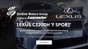 lexus dealer reno jardine motors group lexus ct 200h f sport cambridge lexus